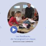 Une web-série sur les gestes professionnels de l'enseignant