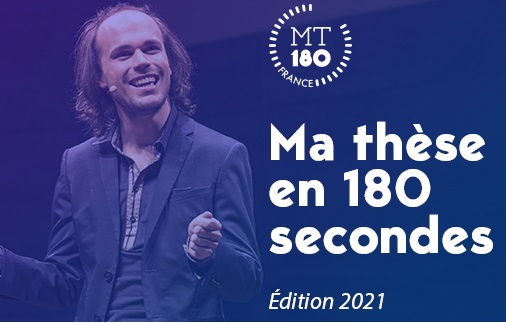 «Ma thèse en 180 secondes» : Finale nationale en ligne le 10 juin