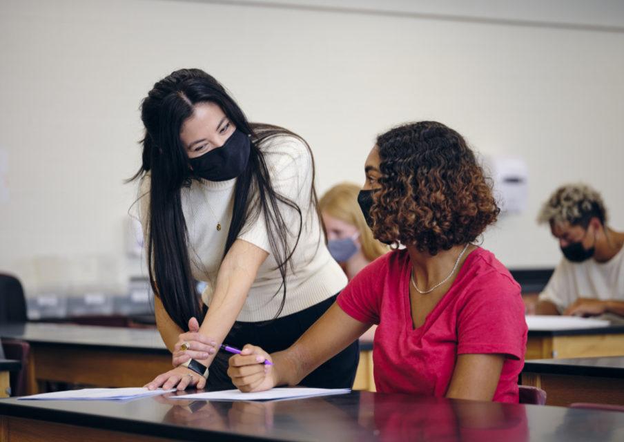 Bientôt des professeurs référents pour les lycéens ?