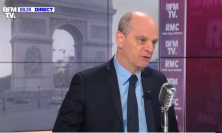 Tests salivaires à l'école : un taux d'incidence supérieur à la moyenne en France