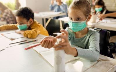 Le protocole sanitaire pour l'année scolaire 2021-2022 publié