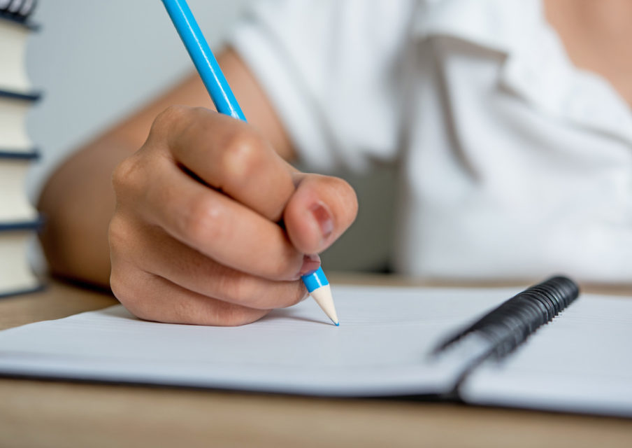 Une circulaire interdit l'utilisation de l'écriture inclusive à l'école
