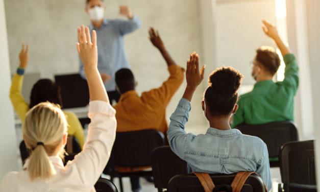 Des débats en classe pour sensibiliser les adolescents à la vaccination