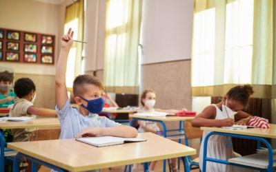 Rentrée scolaire : 43% des parents approuvent le protocole sanitaire actuel