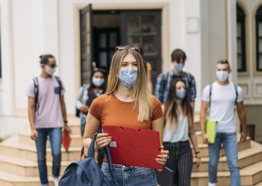 Rentrée universitaire : pas de distanciation sociale prévue