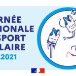 La journée nationale du sport scolaire 2021, c'est demain !
