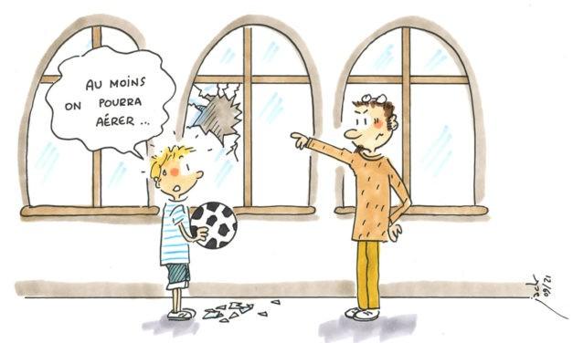Ecoles : au secours, ouvrez les fenêtres !