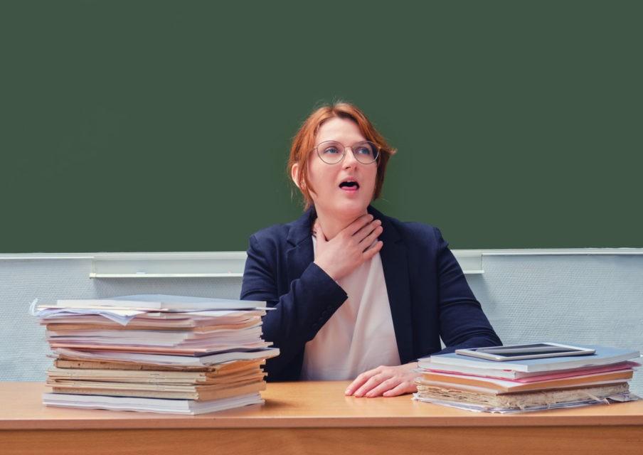Enseignants : comment bien utiliser sa voix en classe ?