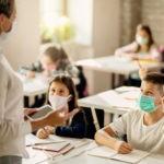 Un nouveau protocole sanitaire dans les écoles primaires ?