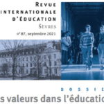 Quelles valeurs transmettre à l'école ? (Revue de Sèvres)