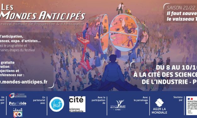 Un festival d'anticipation gratuit à la Cité des sciences du 8 au 10 octobre