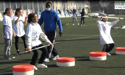 Paris : près de 1000 enfants réunis pour la journée nationale du sport scolaire 2021