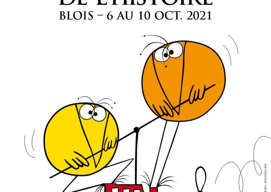 Rendez-vous de l'Histoire de Blois 2021 : « le Travail » à l'honneur