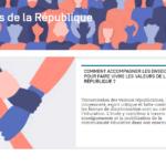 Canopé lance un ensemble de ressources « Valeurs de la République »